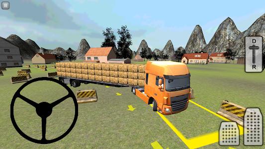 screenshot of Farm Truck 3D: Hay version 3.0