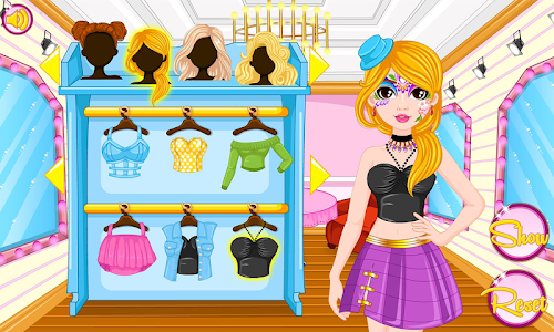 Download Fashion doll facial painting 2.0.1 APK