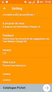 Download Fast Charger x5 1.0 APK