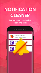 screenshot of Fast Clean - Phone Cleaner, Space Booster version 1.0.2