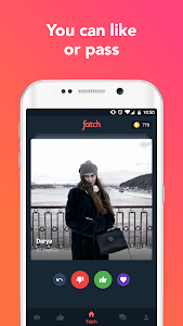 screenshot of Fatch - Find Friends, Chat version 1.5.6