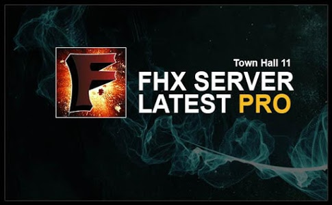 Download Fhx server.coc TH11 Pro 1.0 APK