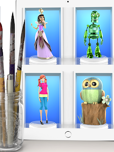 Download ColorMinis - Color & Create real 3D art 3.11 APK