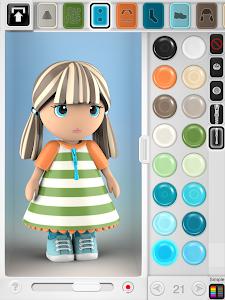 screenshot of ColorMinis Kids version 2