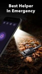 screenshot of Flashlight version 8.6.0