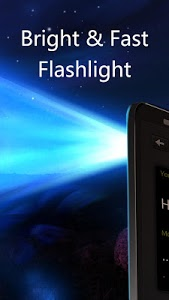 screenshot of Flashlight version 6.3