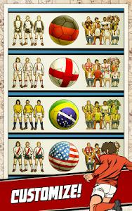 screenshot of Flick Kick Football Kickoff version 1.5.0