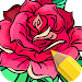 Download Flowers Coloring Books 1.5.0 APK
