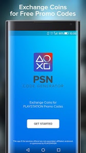 Download Free PSN Codes Generator 7.0 APK