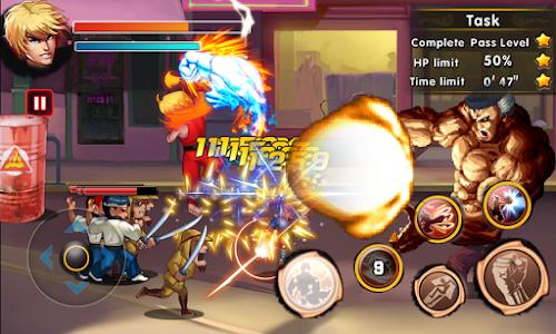 Download Fury Street 2: Fatal Combat 1.0.4.119 APK