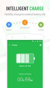 screenshot of GO Battery Pro – Battery Saver version 2.0.8