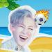 Download GOT7 Beach Ball : Stars Soccer 1.2 APK