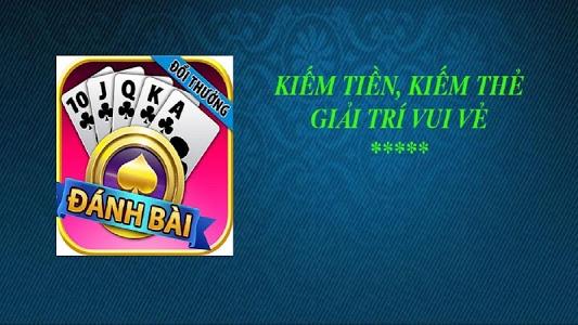 screenshot of Game bai doi thuong - danh bai version 1.1