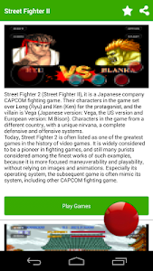 Download ♠Game for Street Fighter 2 1.1 APK