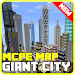 Download Giant city map for minecraft 1.0 APK
