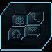 Download Glass Tech HD Theme 1.0.0 APK
