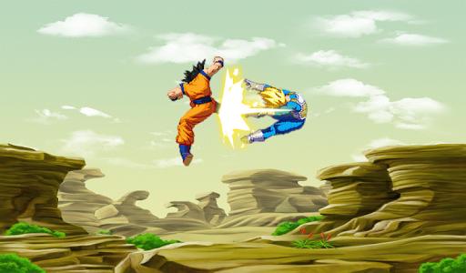 Download Goku Saiyan Battle Fight Z 1.1.1 APK