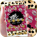 Download Gold Leopard Kiss Lips Theme 1.1.1 APK