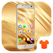 Download Gold Theme for Samsung Galaxy 2018 1.0.0 APK