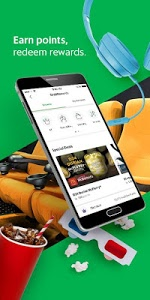 screenshot of Grab - Transport, Food Delivery, Payments version 5.13.3