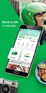 Download Grab - Transport, Food Delivery, Payments 5.15.1 APK