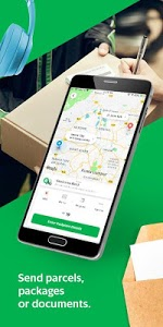 screenshot of Grab - Transport, Food Delivery, Payments version 5.27.0