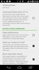 Download Greenify  APK
