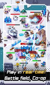 screenshot of Grow Stone Online : 2d pixel RPG, MMORPG game version 1.385