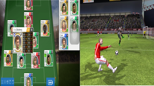 screenshot of Guide Dream League Soccer version 1.1