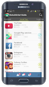 Download Guide For Mobo Market 3.1 APK