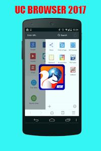 screenshot of GuideUC Browser Downloader version 1.0