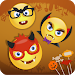 Download Halloween Emoji for iKeyboard 2.0 APK