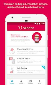 Download Halodoc - Doctors, Medicine & Labs 3.301 APK