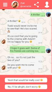 Download Hey Love Adam: Texting Game 1.69 APK