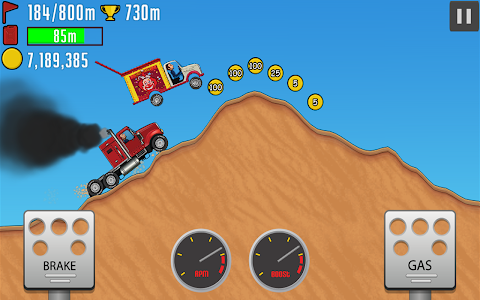Download Hill Racing PvP 1.1.0 APK