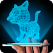 Download Hologram 3D Cat Simulator 1.7 APK
