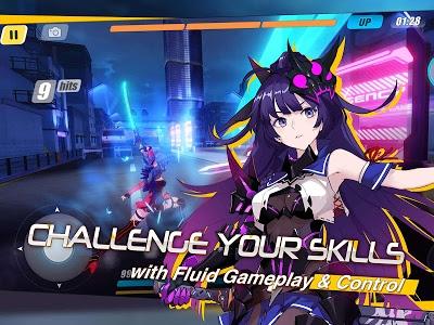 screenshot of Honkai Impact 3rd version 2.2.2