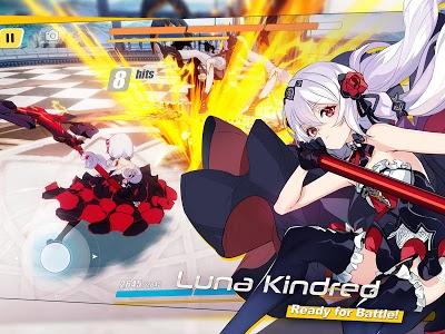 screenshot of Honkai Impact 3rd version 2.6.0