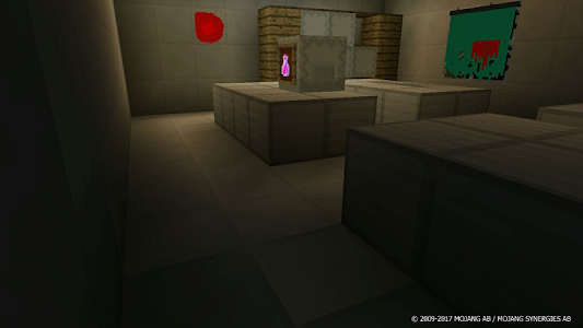 Download Horror map for Minecraft – The Hospital 1.0.1 APK