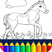 Download Horse Coloring Book  APK