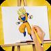 Download How To Draw Goku 1.0 APK