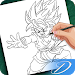 Download How to Draw Dragon Ball Z 1.0 APK