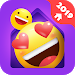 Download IN Launcher - Love Emojis & GIFs, Themes 1.0.7 APK