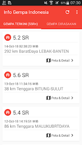 Download Info Gempa Indonesia (BMKG) 3.4 APK