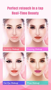 screenshot of InstaBeauty -Makeup Selfie Cam version Varies with device