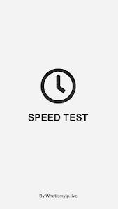 Download Internet Speed Test 1.0 APK