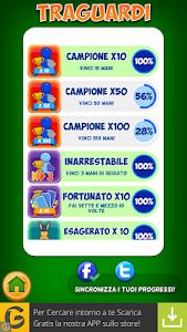 screenshot of Italian Blackjack version 3.0.3