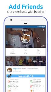 Download JEFIT Workout Tracker, Weight Lifting, Gym Log App 10.12 APK