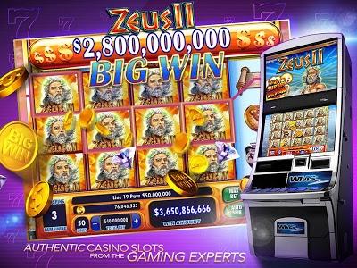 screenshot of Jackpot Party Casino Slots 777 version 18.00