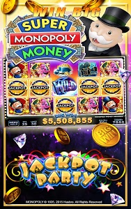 screenshot of Jackpot Party Casino Slots 777 version 20.00